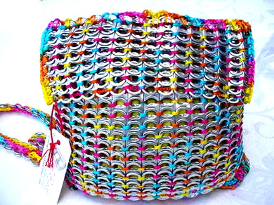 Free Chrocet Pop Top Purse Instructions