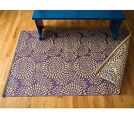 Recycled Plastic Bottle Rug Outdoor Lovetoknow Advice Women Can Trust
